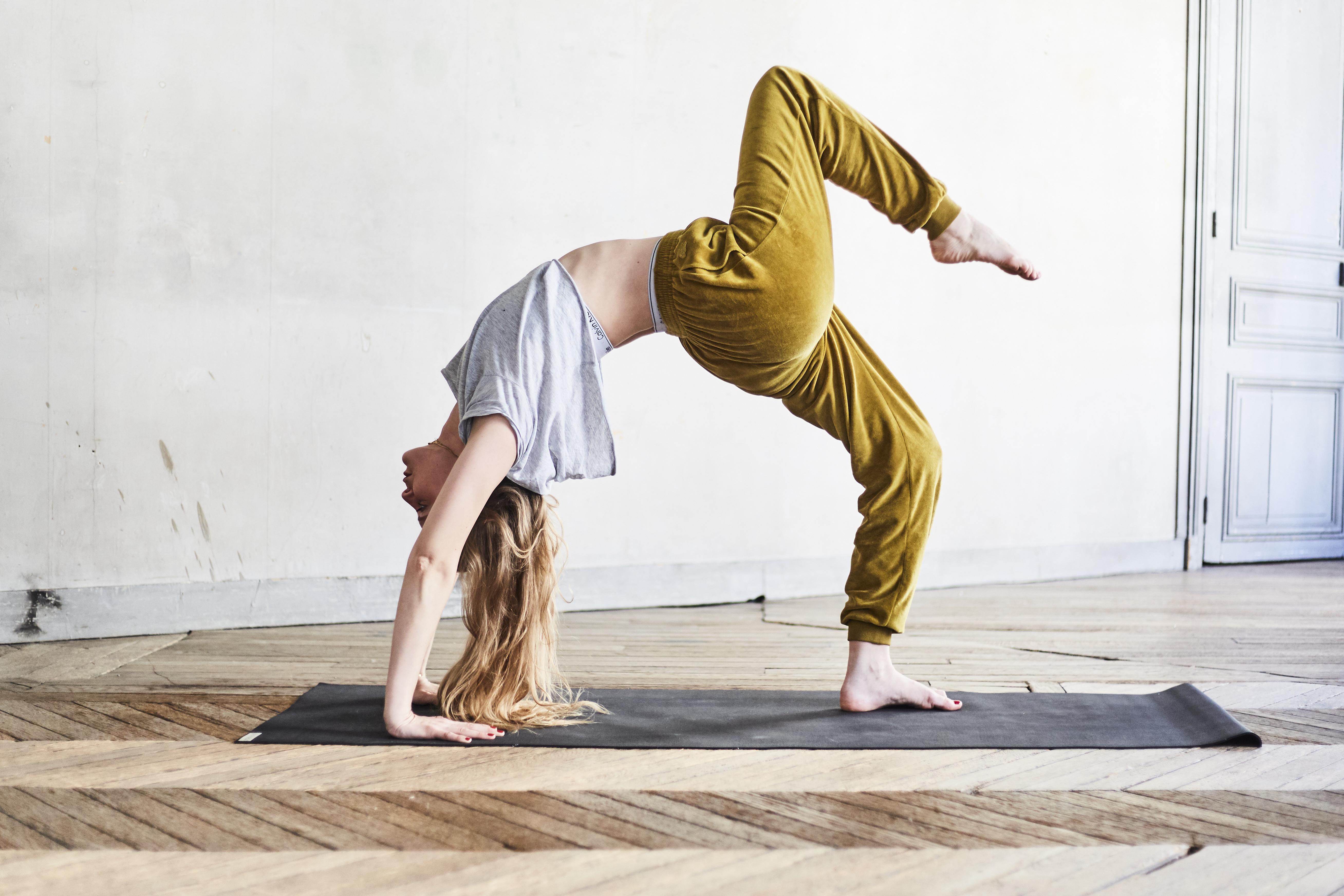 Je mets quoi pour le Yoga ?