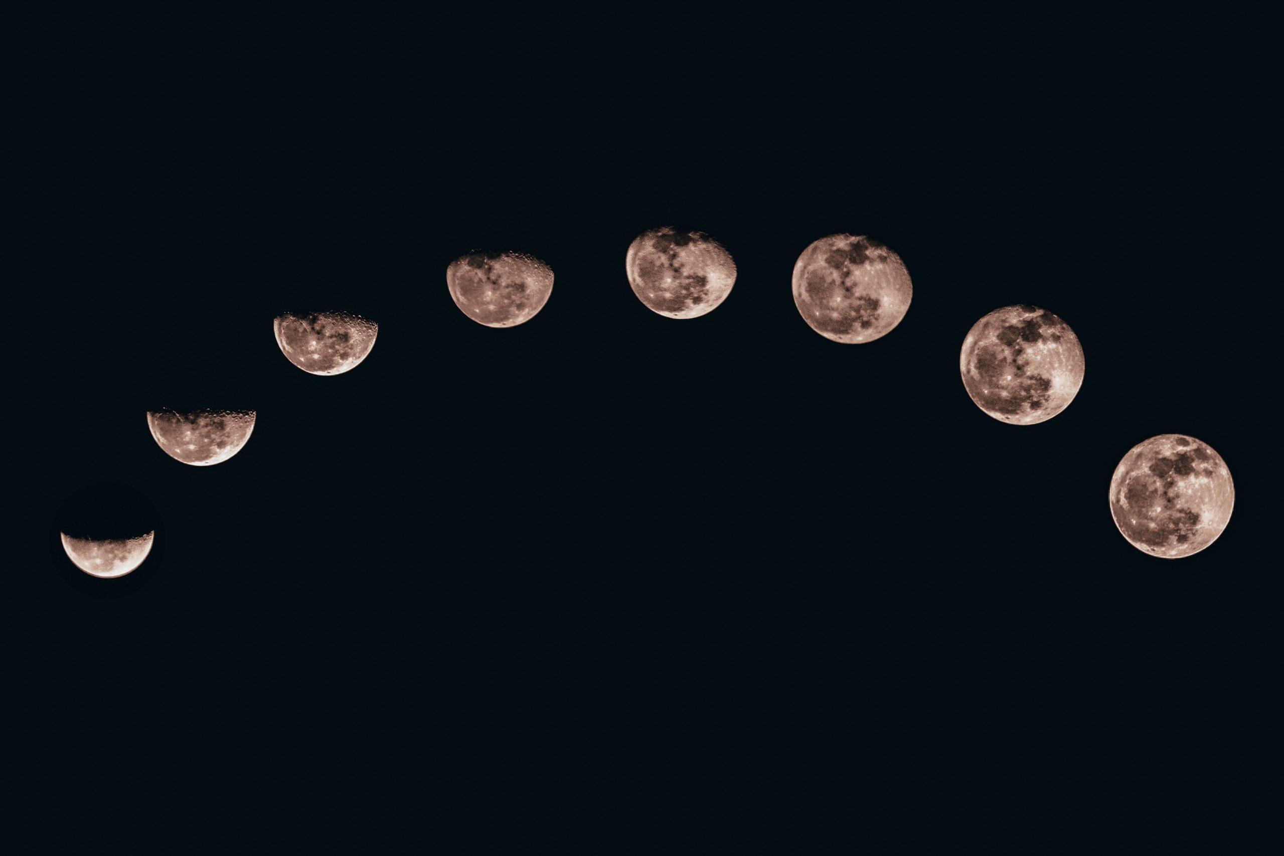 New Moon rituals.